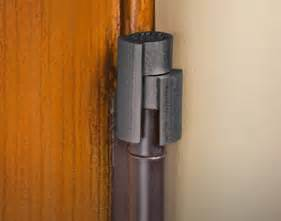 door saver ii commercial hinge bumperless door stop