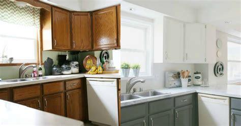 diy kitchen backsplash remodelaholic diy budget white kitchen