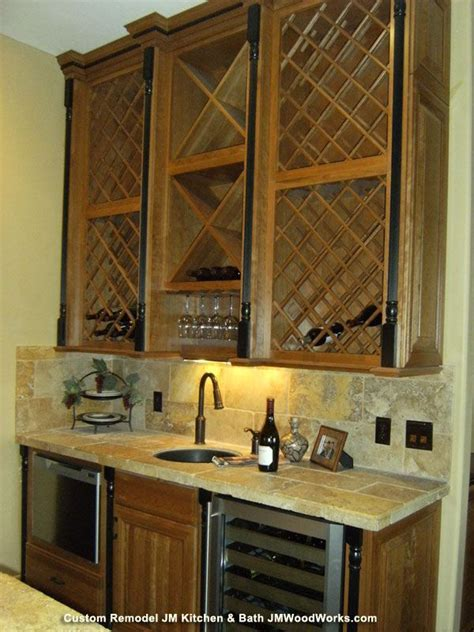 Wine Storage Cabinets Temperature Controlled   WoodWorking