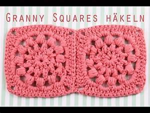 Granny Squares Häkeln : granny squares h keln anleitung youtube ~ Orissabook.com Haus und Dekorationen