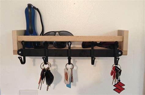 key hanger ikea bekvam svartsj 214 n key hook and sunglass shelf ikea hackers ikea hackers