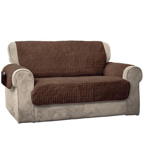 chocolate puff sofa furniture protector sofachoco