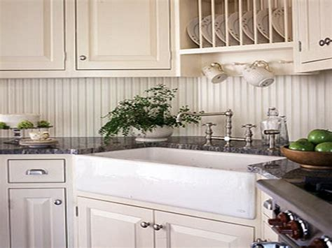 Awesome Kitchen Design With Country Style Kitchen Sink