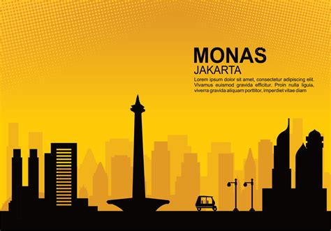 monas vector illustration   vector art