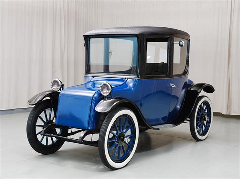 Electric Automobiles by 1916 Milburn Electric Coupe Hyman Ltd Classic Cars