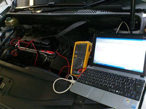 car diagnostic computer dg motor services vw caddy crankshaft sensor problems