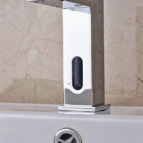 Manoa HandsFree LED Bathroom Sink Faucet with Motion