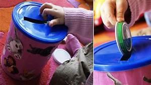 Faire Une Tirelire : tirelire fabriquer un jouet pour b b ~ Nature-et-papiers.com Idées de Décoration