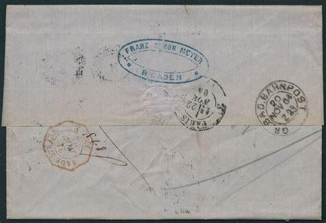bureau d echange timbre à date des entrées par voie de terre octogonal avec