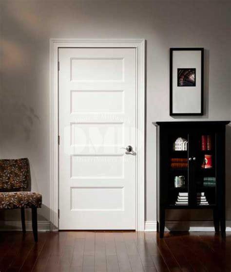 panel flat door conmore  craftmaster door