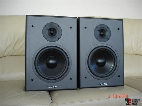 Tannoy High-end Bookshelf Speakers For Sale Photo #263249