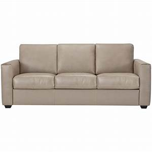 City furniture lane taupe leather vinyl sofa for Leather sectional sofa lane