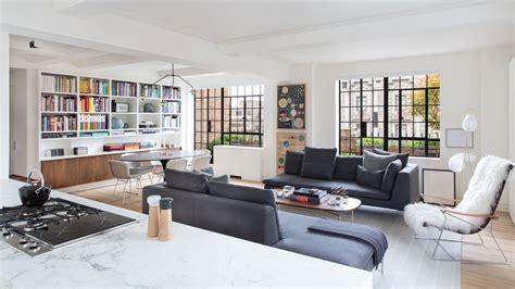 minimalist apartment  rottet studio  iconic views   york city architectural digest