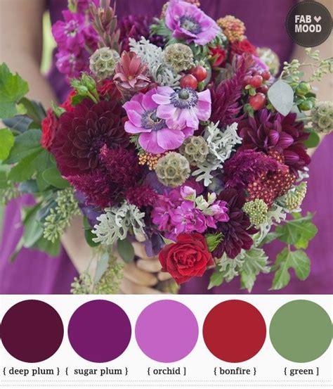 ideas  red purple wedding  pinterest