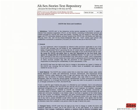 Asstr Review And 12 Similar Sex Story Sites