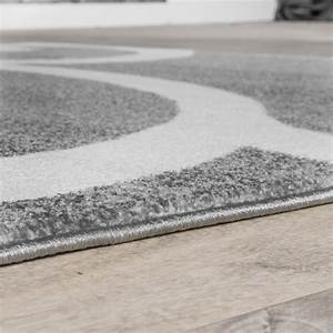 Teppich Grau Weiß Gestreift : teppiche modern mit floral muster in grau wei creme kurzflorteppich ebay ~ Markanthonyermac.com Haus und Dekorationen