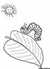Hungry Caterpillar Coloring Pages Very Colouring Sheets Printable Worksheet Coloringpagebase Drawing Leaf Colour Awesome Entitlementtrap Activity Butterfly Title Worksheets Preschool sketch template