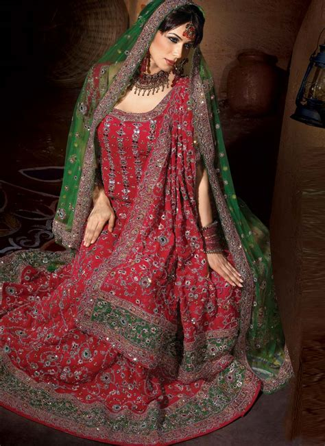 amazing  stunning pakistani bridal dresses