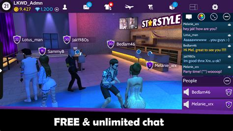 avakin pc virtual 3d game play bluestacks apk android app chat unlimited mod v1 terbaru money role playing amazing aptoide