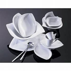 Service Assiette Design : set assiettes design table de lit ~ Teatrodelosmanantiales.com Idées de Décoration