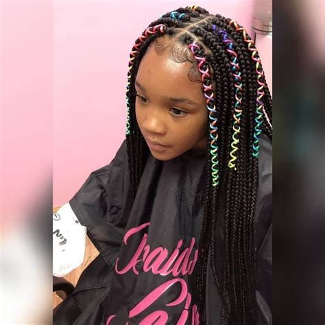 Lil Hairstyles by For Lil Black Braids Hair Styles