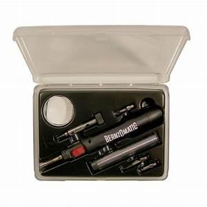 6 In 1 Butane Micro Torch Kit