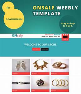 Onsale weebly e commerce and weebly store template roomy for Weebly ecommerce templates