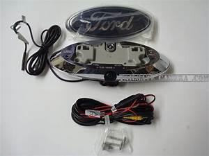 Ford Tailgate Emblem Back Up Camera Backup Camera