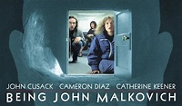 Watch Being John Malkovich For Free Online 123movies.com