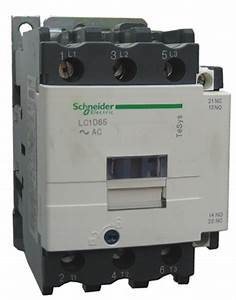 Lc1d65p7 Telemecanique    Schneider Electric 3 Pole 65 Amp