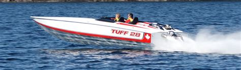 Tuff Boats by Tuff Power Boats High Performance Boats By Tuff