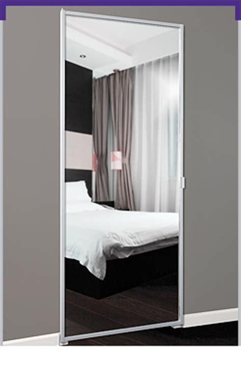 series  swing mirror door daiek door systems