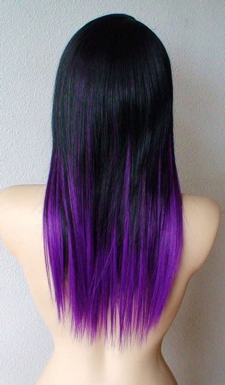And Purple Hairstyles by Black And Purple Hairstyles