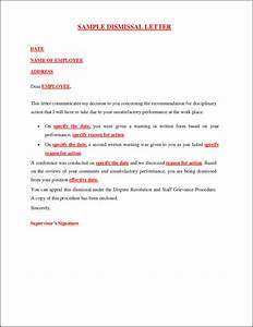 Free Sample Letter Of Termination Of Employment Contract Free 33 Printable Termination Letter Samples In Pdf Ms Word