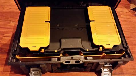 btp review dewalt tough system tool box betheprocom