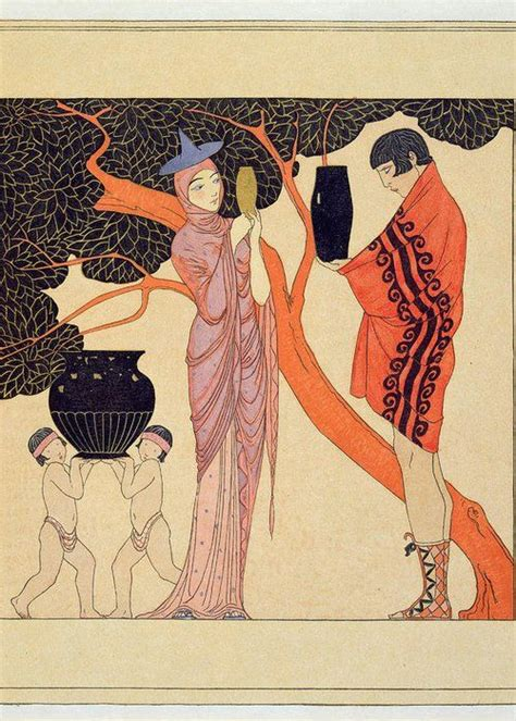 George Cornici Token Greeting Card For Sale By Georges Barbier