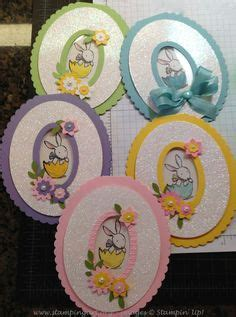 easter card   cricut simply charmed easter cards
