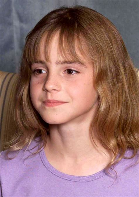 Emma Watson Hair Evolution From Harry Potter