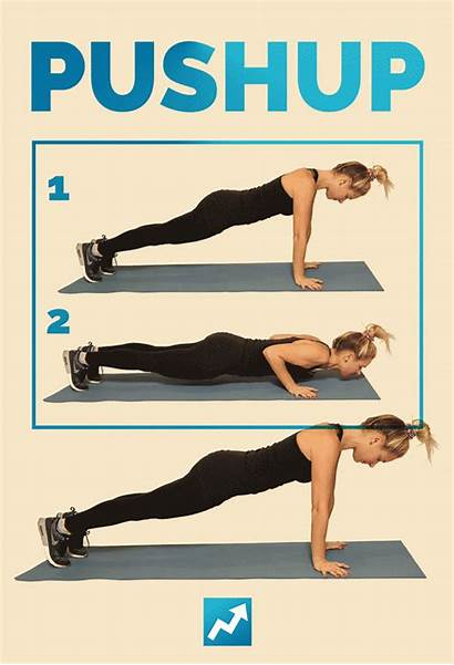 Shape Workouts Exercises Combine Moves Mastered Minute