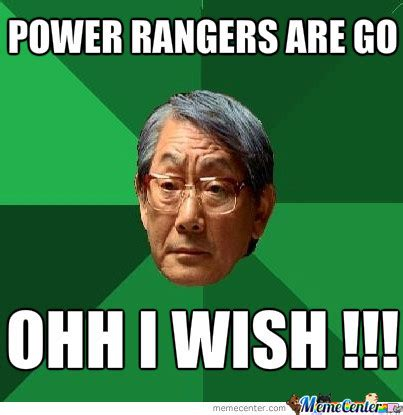 Power Memes - power ranger by snackboy27 meme center