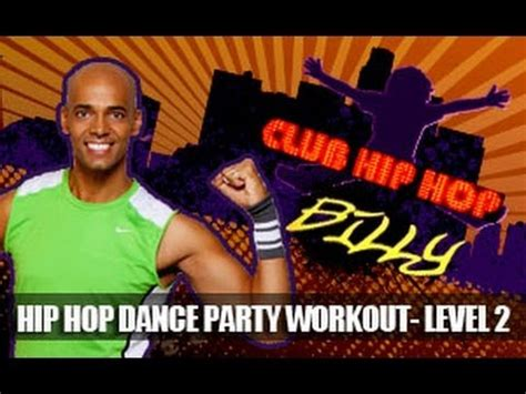 Club Hip Hop: Dance Party Level 2 with Billy Blanks Jr ...