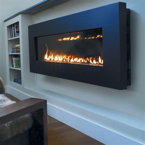 direct tv fireplace ribbon direct vent slim spark modern fires