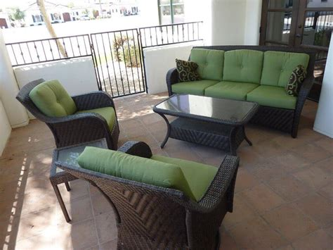 Used Patio Furniture by Used Wicker Patio Furniture Sets Best Wicker Patio