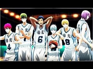 Kuroko's Basketball Season 3 Confirmed!! - YouTube