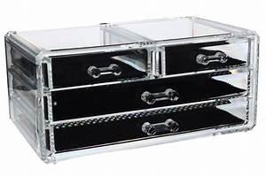 Boite A Bijoux : boite bijoux transparente ~ Teatrodelosmanantiales.com Idées de Décoration