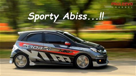 Honda Brio Modifikasi by Modifikasi Honda Brio Budget 15 Jutaan