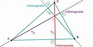 Geometrie Winkel Berechnen : h he eines dreiecks mathe artikel ~ Themetempest.com Abrechnung