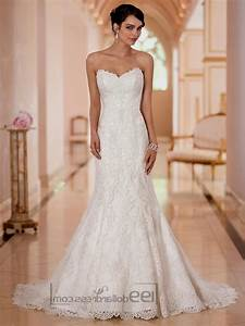 sweetheart lace trumpet wedding dress naf dresses With trumpet lace wedding dress