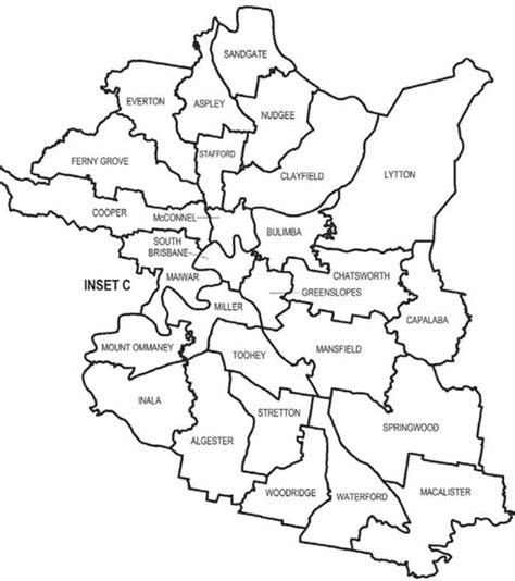 queenslands electoral boundaries  explained abc