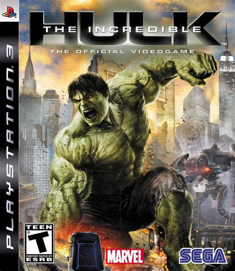 The Incredible Hulk Ps3 Review Any Game